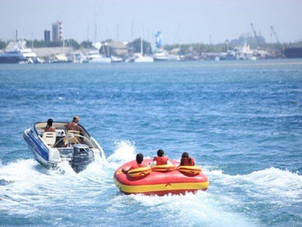 Donut Boat Mallorca